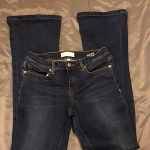 Henry & Belle Microflare jeans